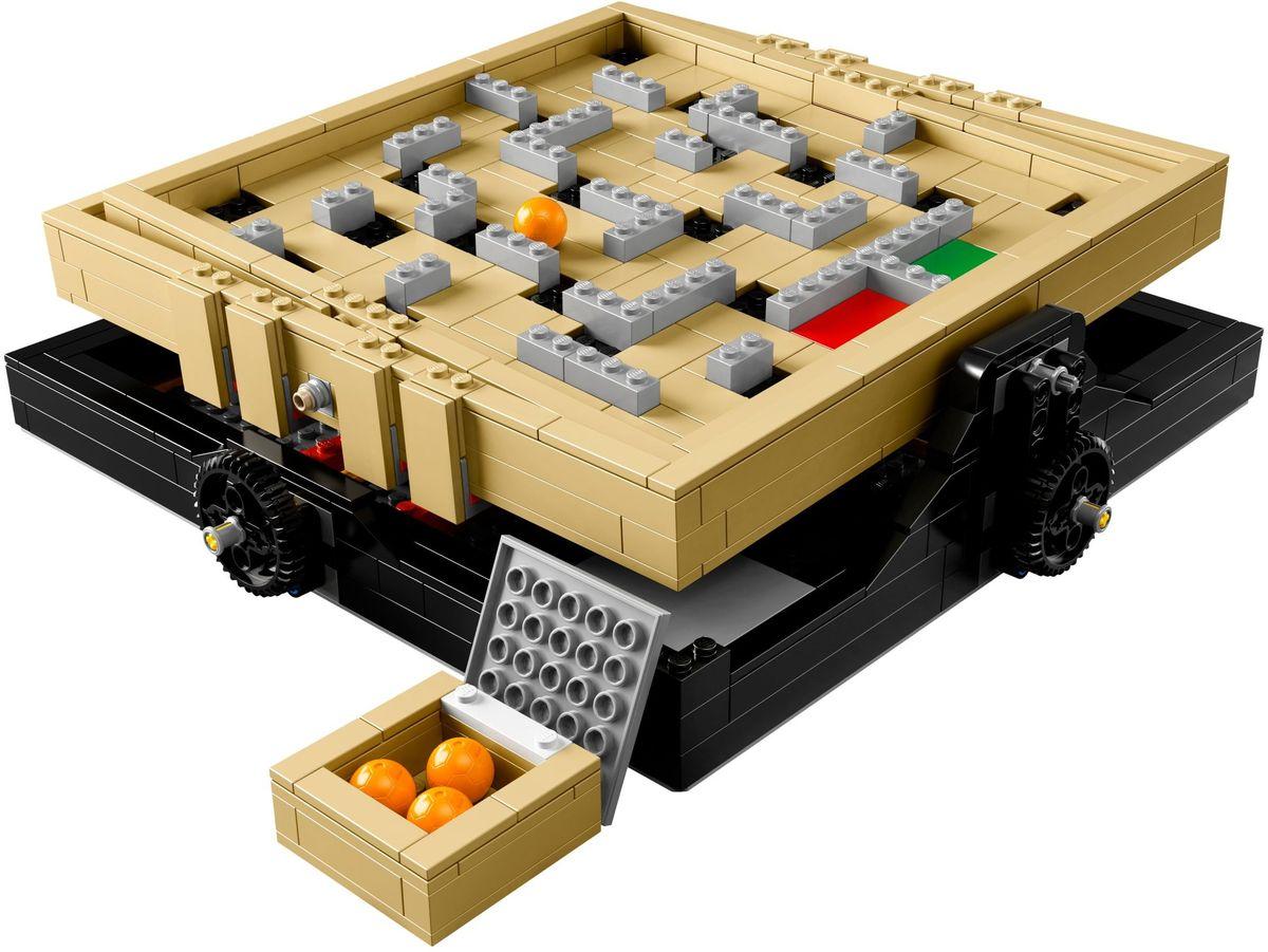 Review set LEGO 21305 – Maze
