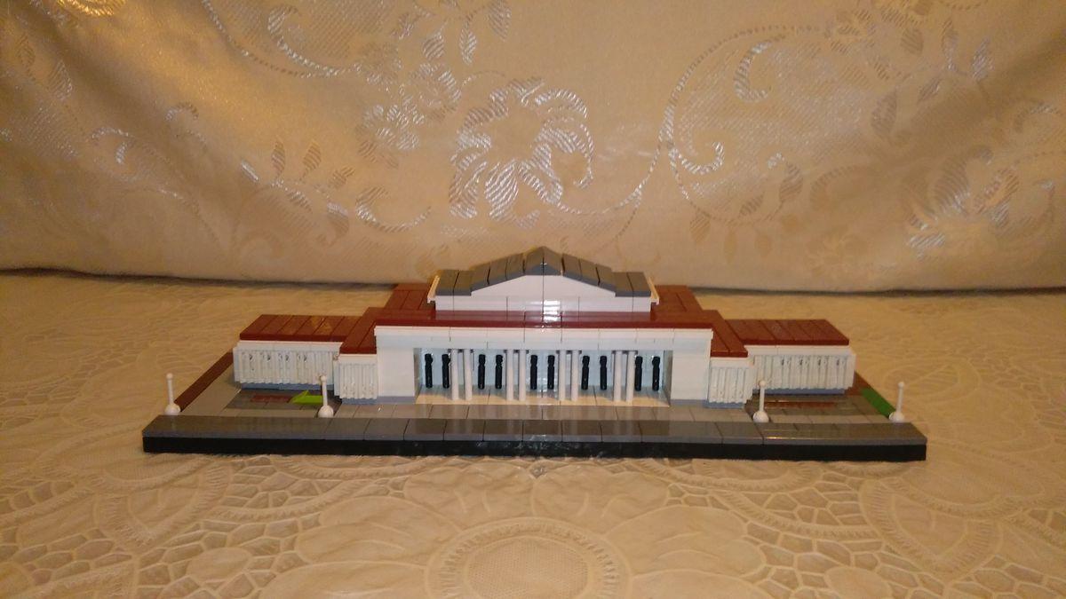 Concurs Microscale City: Creatia 4 – Muzeul de Etnografie si Arta Populara Baia Mare + Scena Teatrului de Vara