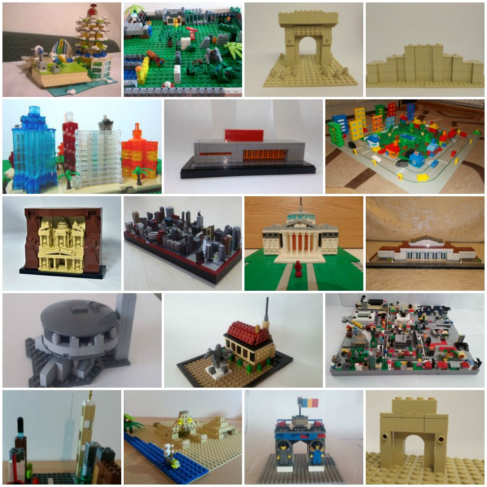 Concurs Microscale City: clasament final