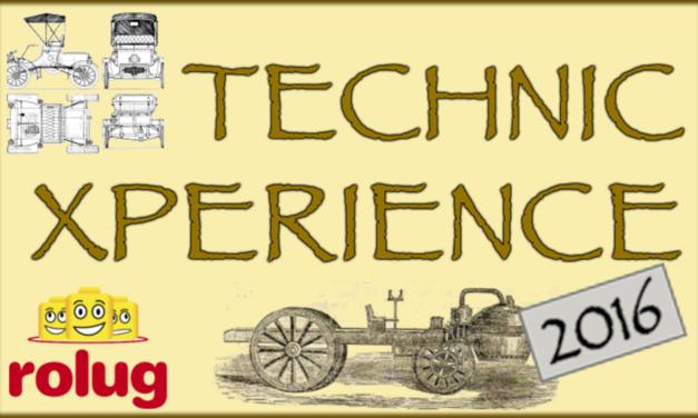 Concurs RoLUG Technic Xperience 2016