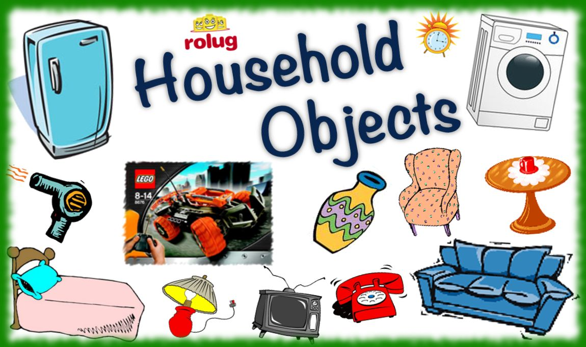 Concurs RoLUG Household Objects