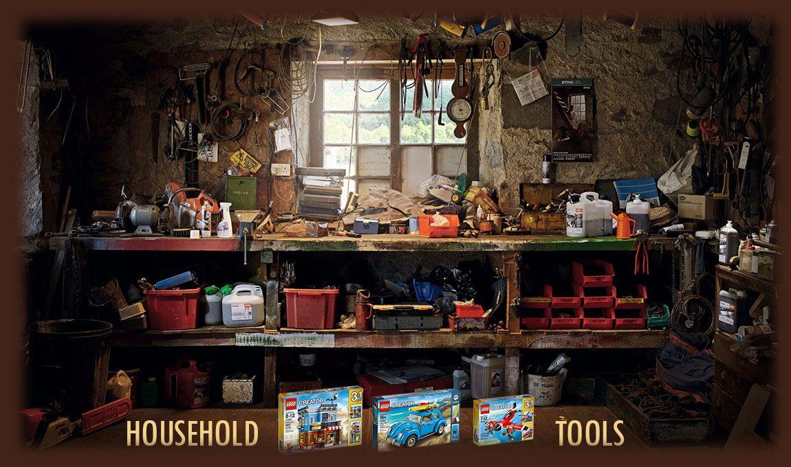 Concurs cu premii LEGO®: Household Tools – Regulament
