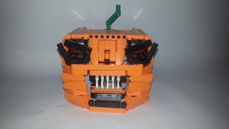 LEGO® MOC by ALEX ILEA: Dovleac tehnic