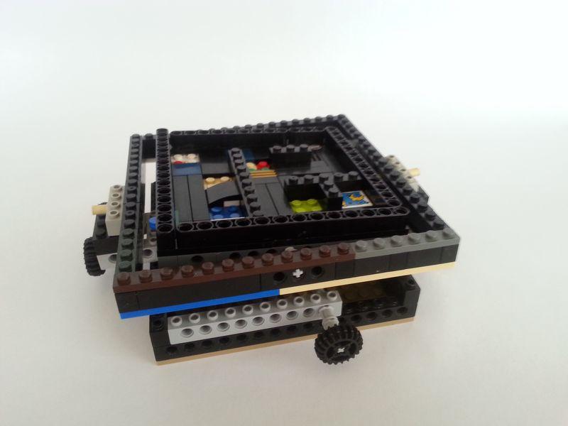 LEGO® MOC by ALEX ILEA: Marble Maze