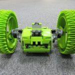 Lime 2-Wheeled Pumpkin