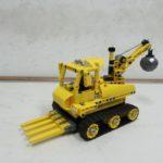 Snow Rescue Team: Snow Crane & Trimmer Vehicle