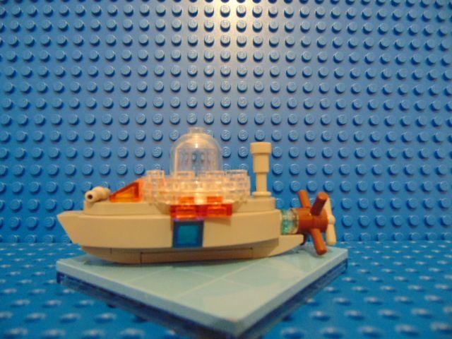 LEGO® MOC by Chyck: Batiscaf