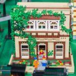 LEGO® MOC by Chyck: Casa cu iedera