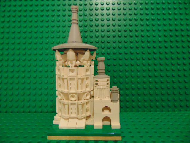 LEGO® MOC by Chyck: Un castel micut