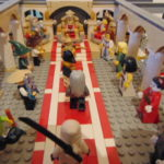 LEGO® MOC by Chyck: Castelul Phoenix – Sala Tronului