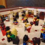 LEGO® MOC by Chyck: Castelul Phoenix – Sala de bal