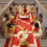 LEGO® MOC by Chyck: Castelul Phoenix – Salonul