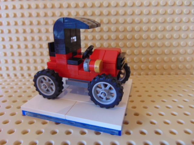 LEGO® MOC by Chyck: O masinuta