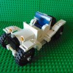 LEGO® MOC by Chyck: Mercedes-Benz -Simplex 40 PC