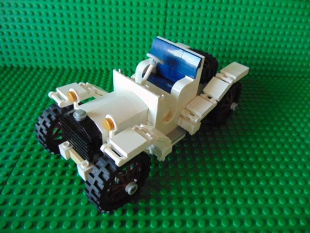 LEGO® MOC by Chyck: Mercedes-Benz -Simplex 40 PC