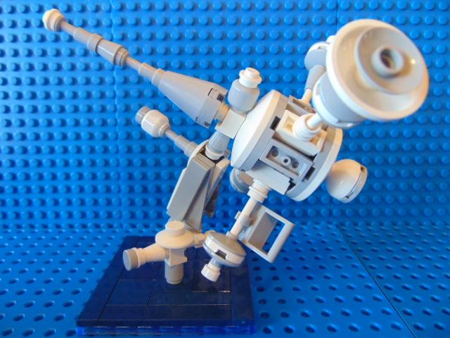 LEGO® MOC by Chyck: Nava spatiala