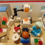 LEGO® MOC by Chyck: Policlinica – cabinetul de stomatologie