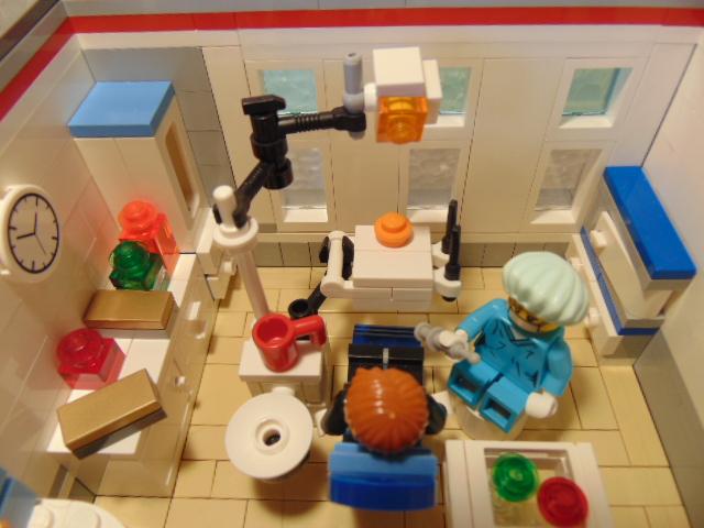 Policlinica – cabinetul de stomatologie