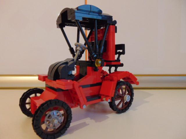 LEGO® MOC by Chyck: Porsche Lochner 1900