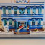 LEGO® MOC by Chyck: Spitalul (de Urgenta)