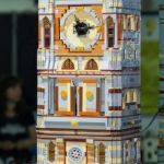 LEGO® MOC by Chyck & Mad_Horax: Ceasul din turn