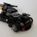 Batman vs Superman:Batmobile