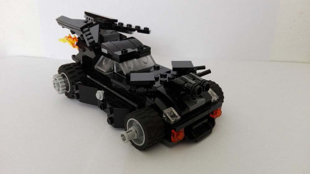 Batman vs Superman:Batmobile