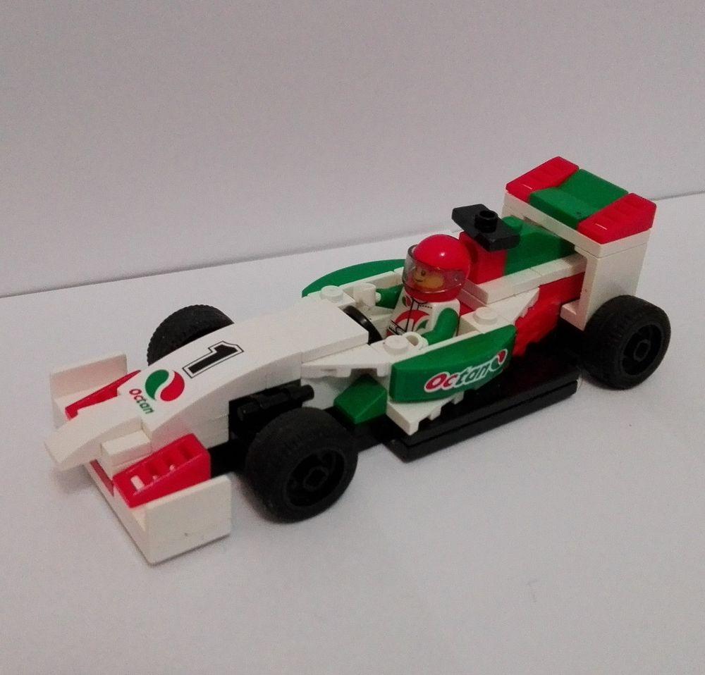 F1 Octan car