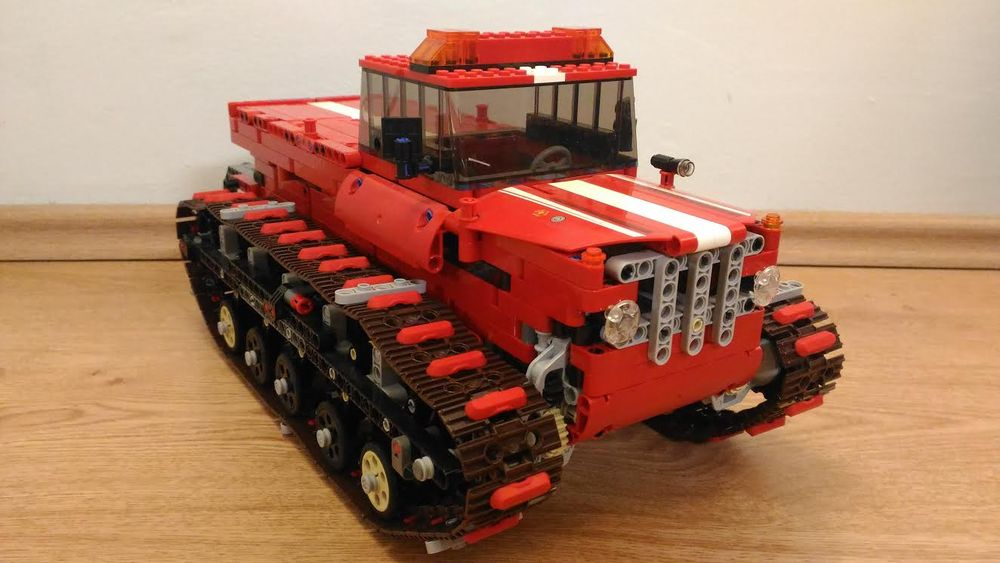 SAR Snowcat by iuliand