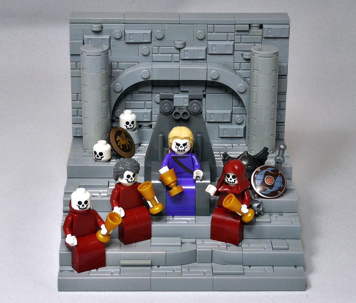 Concurs Licitatia de muzica – Creatia 8: Death – Scream Bloody Gore