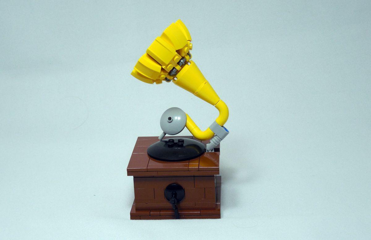 Concurs Licitatia de muzica – Creatia 19: Gramophone