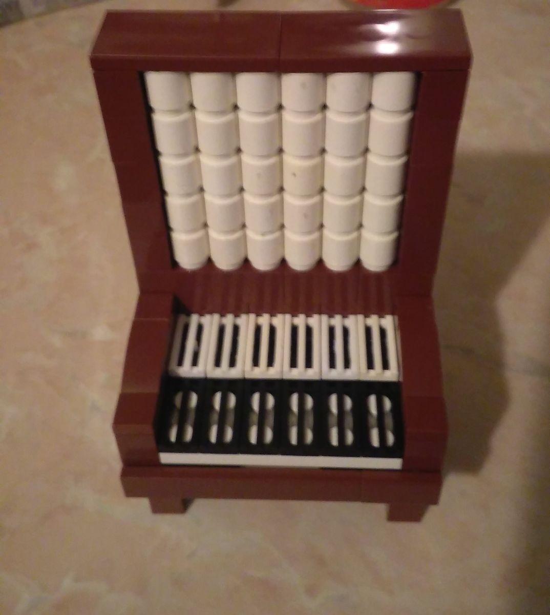 Concurs Licitatia de muzica – Creatia 22: Orga