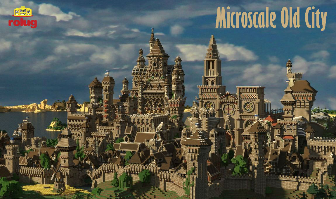 Concurs RoLUG Microscale Old City