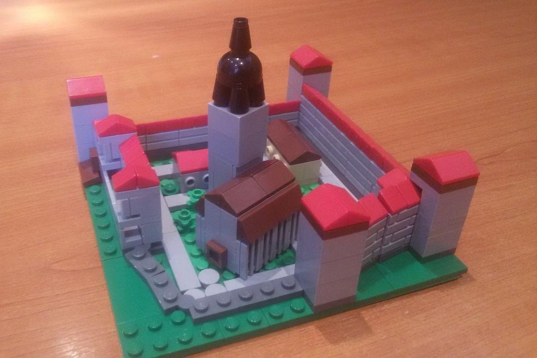 Concurs Microscale Old City – Creatia 2: Cetatea medievala