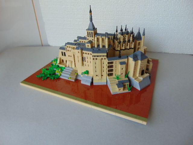 Concurs Microscale Old City – Creatia 9: Abbaye Saint Michelle