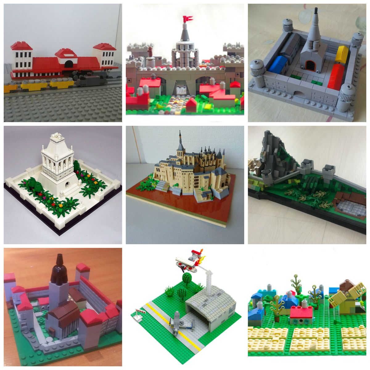 Concurs Microscale Old City – Clasament final