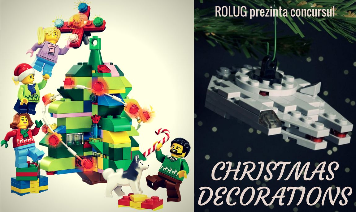 Concurs RoLUG Christmas Decorations