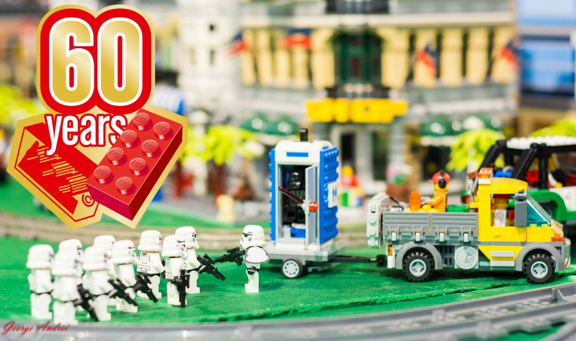 Concurs RoLUG celebrates LEGO's 60th anniversary