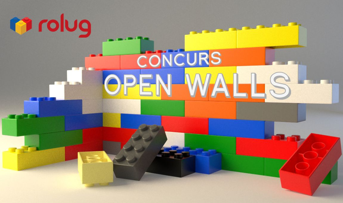 Concurs RoLUG Open Walls – Regulament