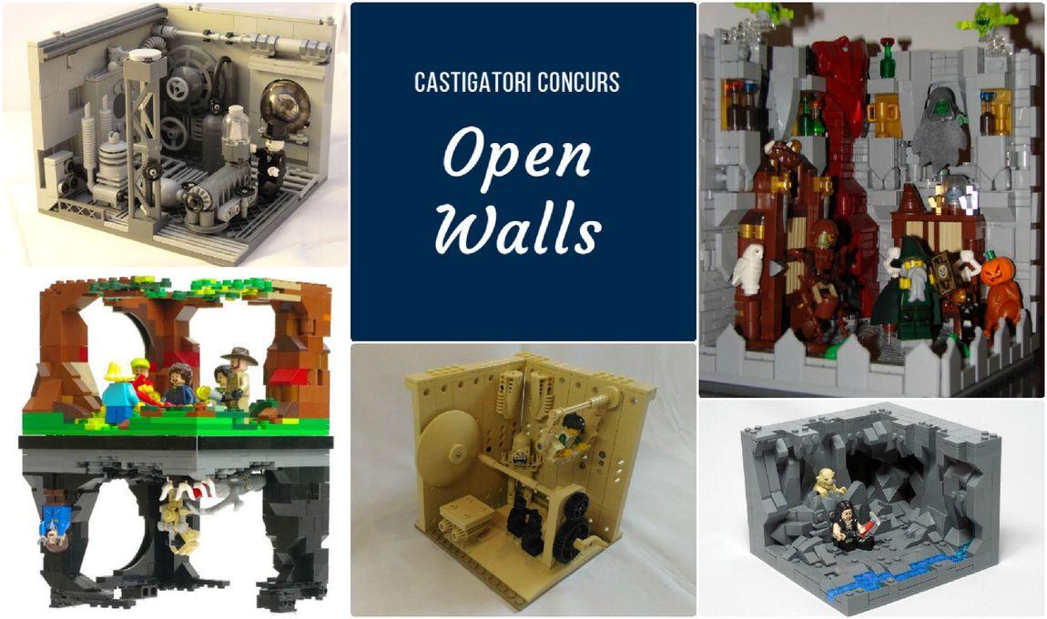 Concurs Open Walls – Clasament creatii