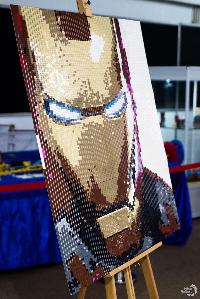 LEGO® MOC by Bricky: Iron Man / Tony Stark
