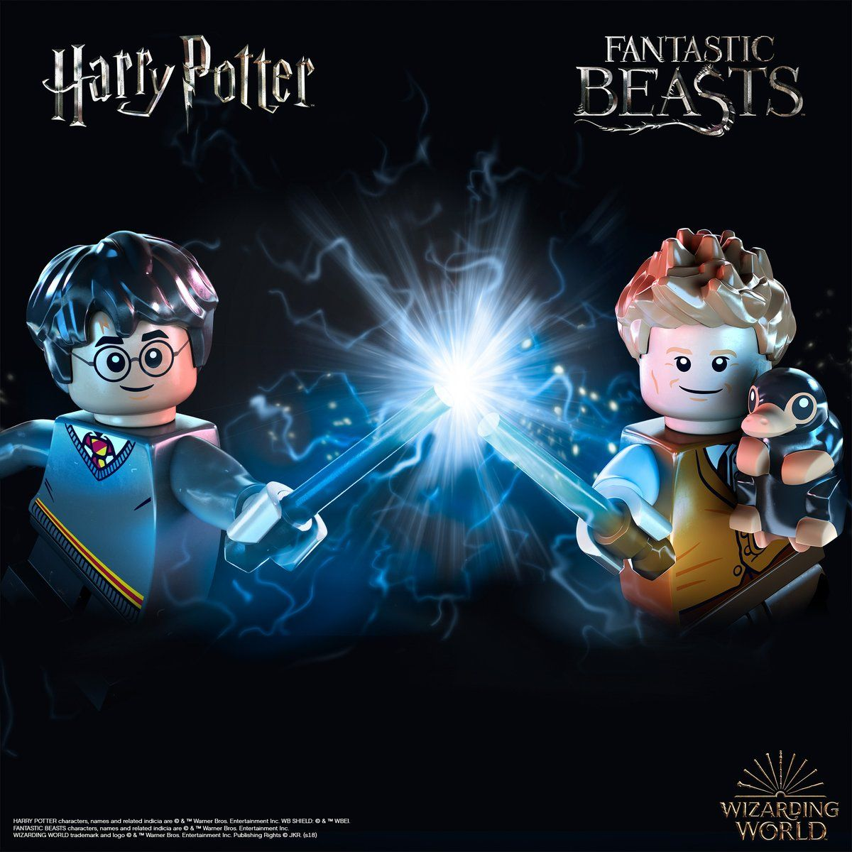 Concurs organizat de LEGO® Ideas: Magical Builds of the Wizarding World